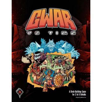 GWAR vs. Time Deck Building Game