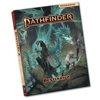Pathfinder RPG (P2) Bestiary 2 (Pocket Edition)