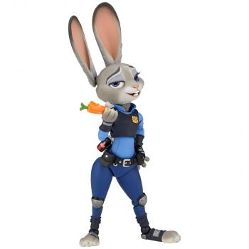 Zootopia Action Figure Complex Movie Revo Series No. 008 Judy Hopps