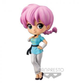 Ranma 1/2 Q Posket Mini PVC Figure - Ranma Saotome Female Ver. B