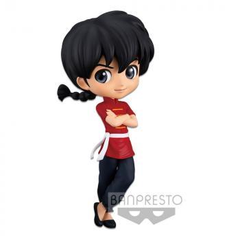 Ranma 1/2 Q Posket Mini PVC Figure - Ranma Saotome Ver. A