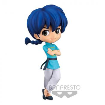 Ranma 1/2 Q Posket Mini PVC Figure - Ranma Saotome Ver. B