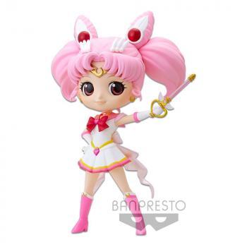 Sailor Moon Eternal The Movie Q Posket Mini PVC Figure - Super Sailor Chibi Moon Kaleidoscope Ver.