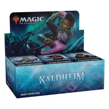 Magic the Gathering Kaldheim Draft Booster Display (36) english