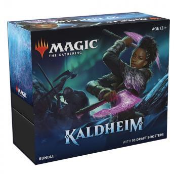 Magic the Gathering TCG Kaldheim Bundle english