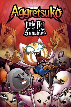 Aggretsuko Vol 03: Little Rei Of Sunshine (Hardcover)