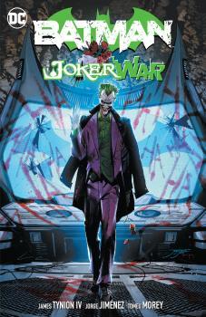 Batman Vol 02: The Joker War (Hardcover)