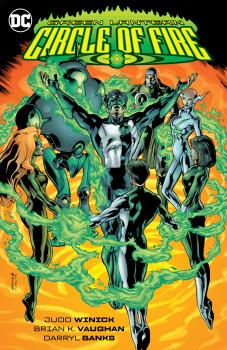 Green Lantern Circle of Fire (New Edition) (Trade Paperback)