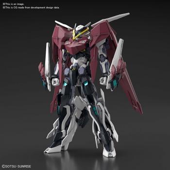 Mobile Suit Gundam Plastic Model Kit - HGBDR 1/144 Gundam Build Divers Re: Rise Load Astray Double Rebake