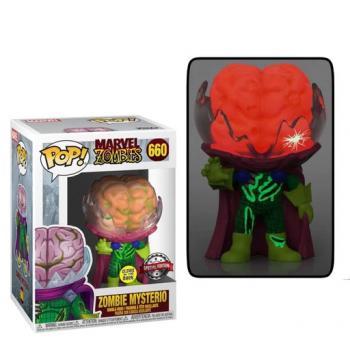 Marvel Zombies Pop Vinyl Figure - Mysterio (GITD) (Special Edition)