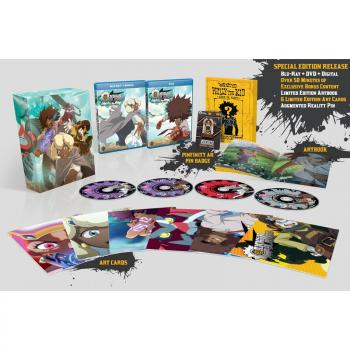Cannon Busters DVD/Blu-Ray Combo UK