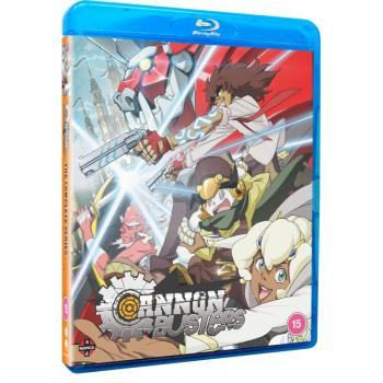 Cannon Busters Blu-Ray UK