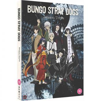 Bungo Stray Dogs Season 03 DVD UK