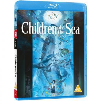 Children of the Sea Blu-Ray UK