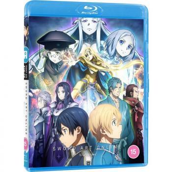 Sword Art Online Alicization Part 02 Blu-Ray UK