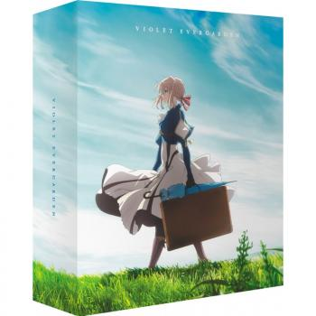 Violet Evergarden Blu-Ray UK Collector's Edition