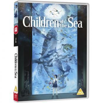 Children of the Sea DVD UK