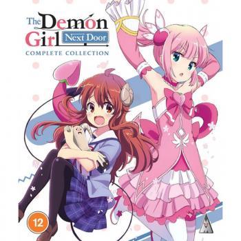 Demon Girl Next Door Collection Blu-Ray UK