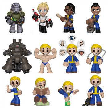 FALLOUT SERIES 2 MYSTERY MINI FIGURES (ONE RANDOM FIGURE)