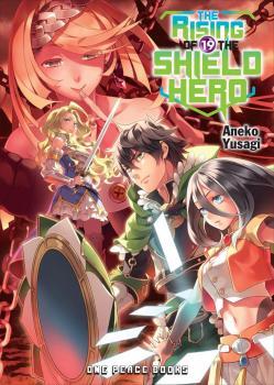 Rising Of The Shield Hero 19 Novel