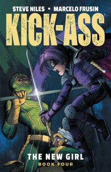 Kick-Ass New Girl TP Vol 04 (MR) (Trade Paperback)