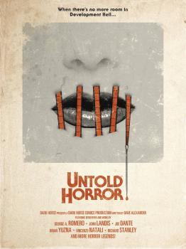 Untold Horror HC (Hardcover)