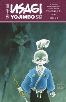 Usagi Yojimbo Saga TP Vol 02 (2nd Ed) (Trade Paperback)