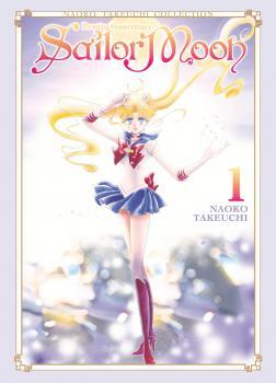 Sailor Moon Naoko Takeuchi Collection vol 01 GN Manga