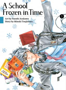 A School Frozen in Time vol 01 GN Manga