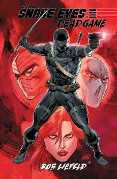 Snake Eyes: Deadgame TP (Trade Paperback)