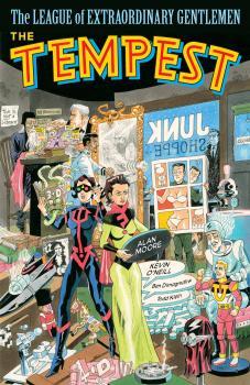 Loeg Vol IV Tempest TP (Trade Paperback)