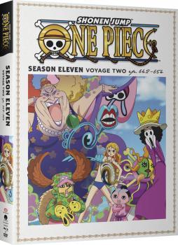 One Piece Season 11 Part 02 Blu-ray/DVD