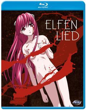 Elfen Lied Blu-ray