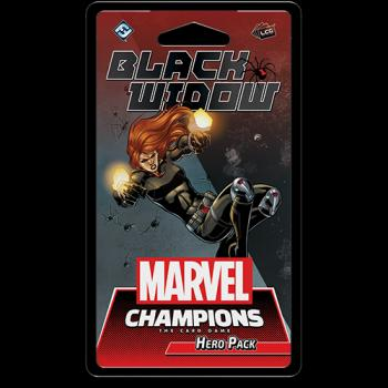 Marvel Champions Living Card Game - 07 Black Widow Pack