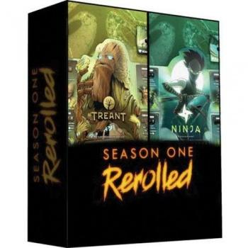 Dice Throne Card Game - Season One Rerolled Box 04 - Treant vs. Ninja