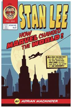 Stan Lee How Marvel Changed The World HC (Hardcover)