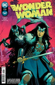 WONDER WOMAN #772 CVR A TRAVIS MOORE