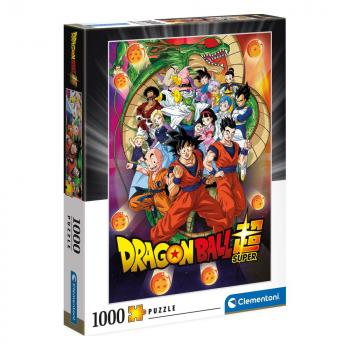 Dragon Ball Super Jigsaw Puzzle - Characters (1000 pieces)