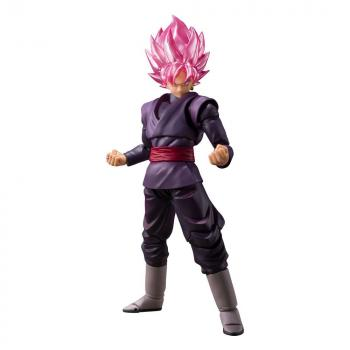 Dragon Ball Super S.H. Figuarts Action Figure - Goku Black - Super Saiyan Rose