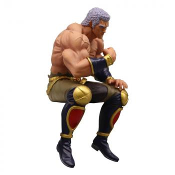 Fist of the North Star Noodle Stopper PVC Figure - Raoh