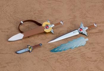 Dragon Quest: The Legend of Dai PVC Figure - Nendoroid Dai
