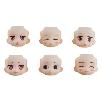 Non Non Biyori Nonstop - Nendoroid More Decorative Parts Face Swap