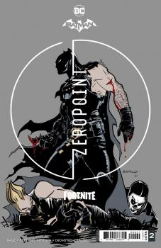 BATMAN FORTNITE ZERO POINT #2 PREMIUM VARIANT B (READ NOTE)