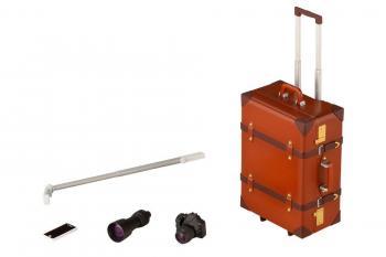 Sousai Shojo Teien Model Kit Accessory Set - After School Travel Time 1/10