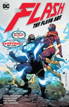 Flash Vol 14: The Flash Age (Trade Paperback)