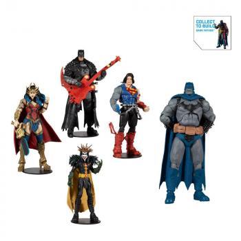 DC Multiverse Build A Action Figure - Robin King 18 cm