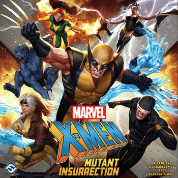 X-Men Mutant Insurrection Board Game EN