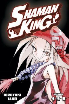 Shaman King Omnibus vol 02 GN Manga