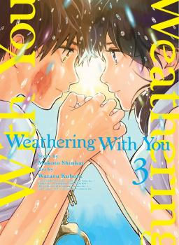 Weathering With You vol 03 GN Manga