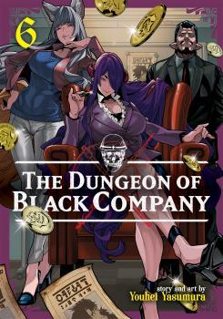 Dungeon of Black Company vol 06 GN Manga